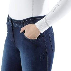 Premier Equine Aria Ladies Day Denim by PE Skinny Jeans