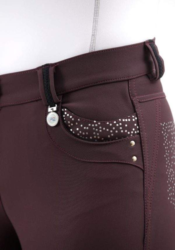 Premier Equine Bijou Ladies Full Seat Gel Riding Breeches