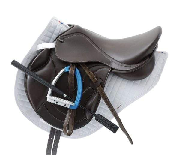 Premier Equine Close Contact Cotton Cross Country Saddle Pad