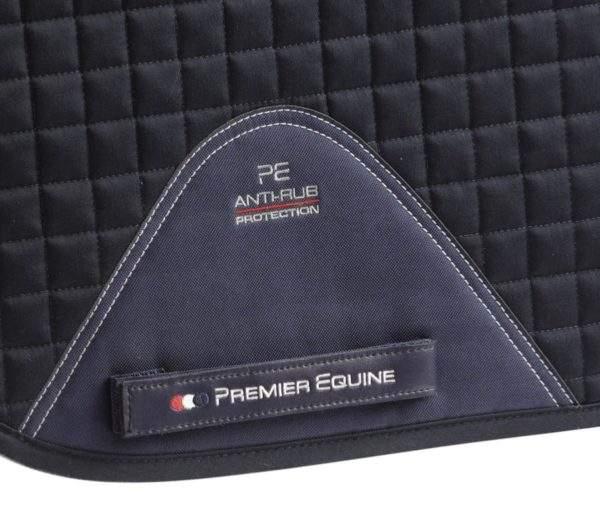 Premier Equine Close Contact Cotton Dressage Saddle Pad