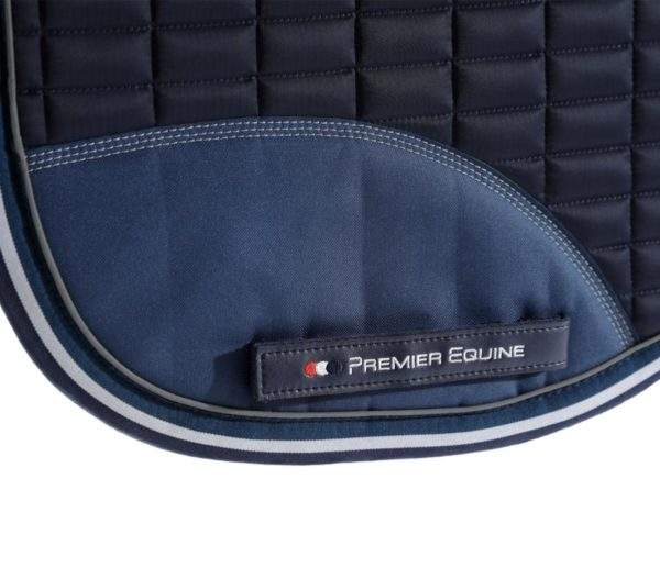Premier Equine PE Gel Tech Printed Dressage Saddle Pad