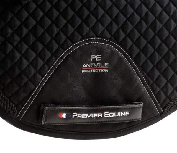 Premier Equine Pony Merino Wool Half Lined European Dressage Square
