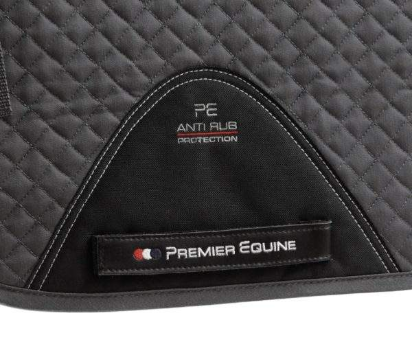 Premier Equine Pony Plain Cotton GP/ Jump Square