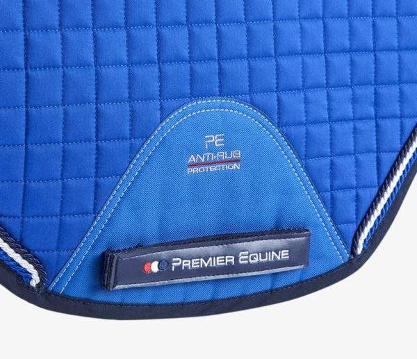 Premier Equine Pony Close Contact Merino Wool Half Lined European GP/ Jump Square