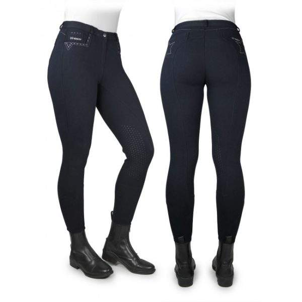 John Whitaker Birtle Diamante Kids Breeches