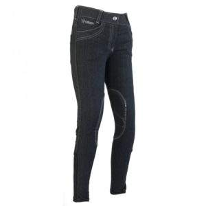 John Whitaker Rawdon Denim-Effect Kids Breeches
