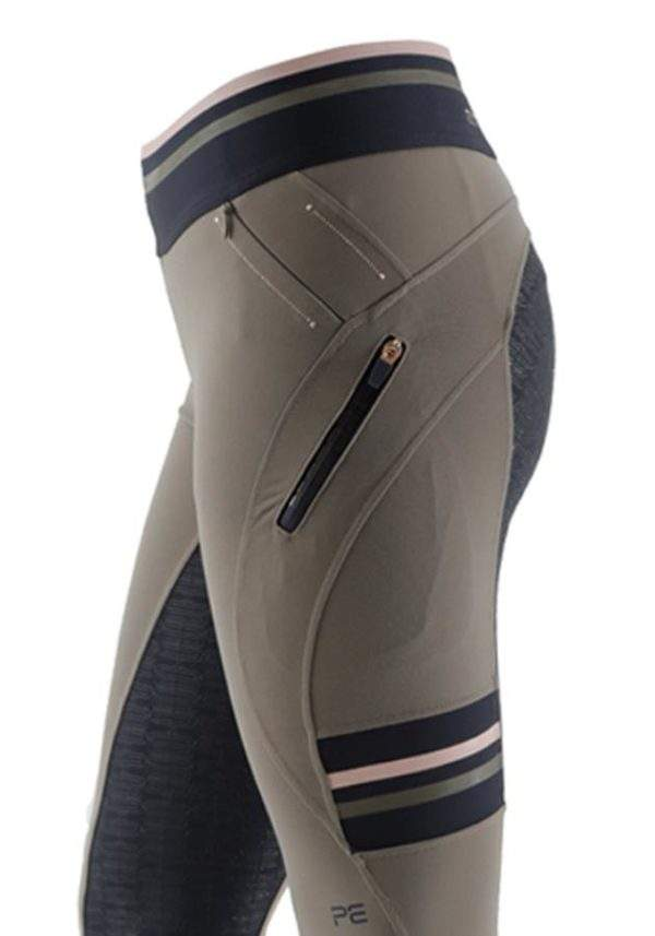 Premier Equine Balina Ladies Full Seat Pull On Riding Tights