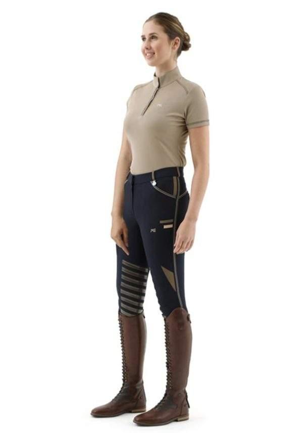 Premier Equine Cobra Ladies Gel Knee Riding Breeches