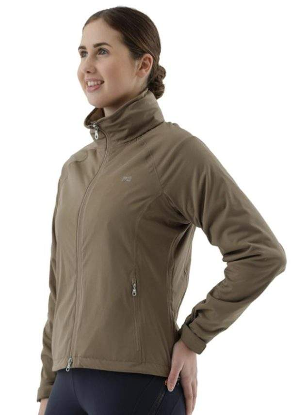 Premier Equine Ladies Pro Dry Lite Riding Jacket with Packable Hood