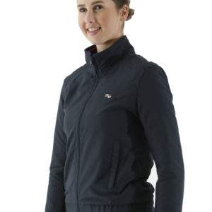 Premier Equine Ladies Pro Sport Waterproof Varsity Riding Jacket