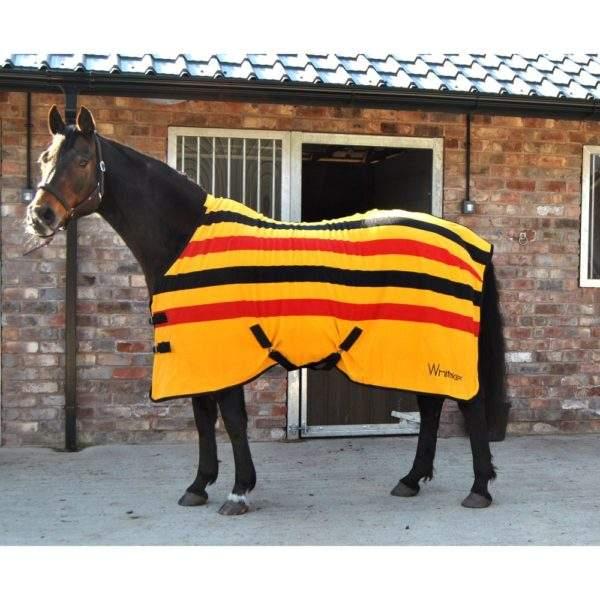 Whitaker Classic Stripe Fleece Rug