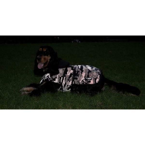 Whitaker Sydney Reflective Dog Coat