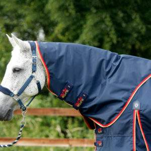 Turnout Rug Neck Covers for Horses and Ponies