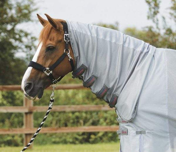 Premier Equine Bug Buster Fly Rug with Belly Flap