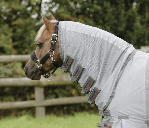 Premier Equine Pony Bug Buster Fly Rug with Belly Flap