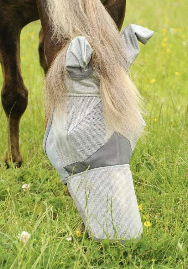 Premier Equine Pony Buster Fly Mask Xtra