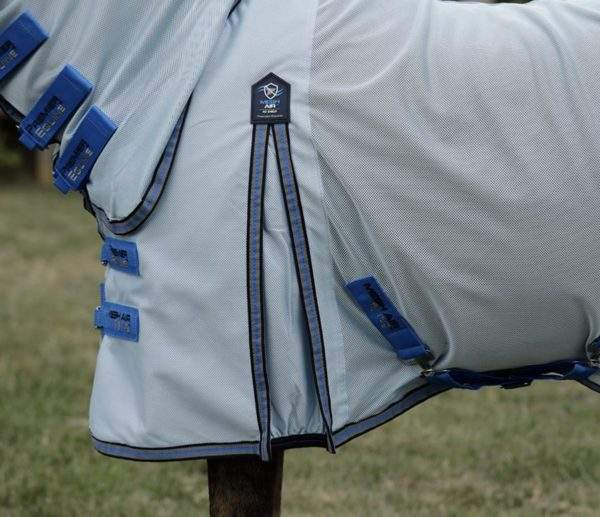 Premier Equine Pony Combo Mesh Air Fly Rug with Surcingles
