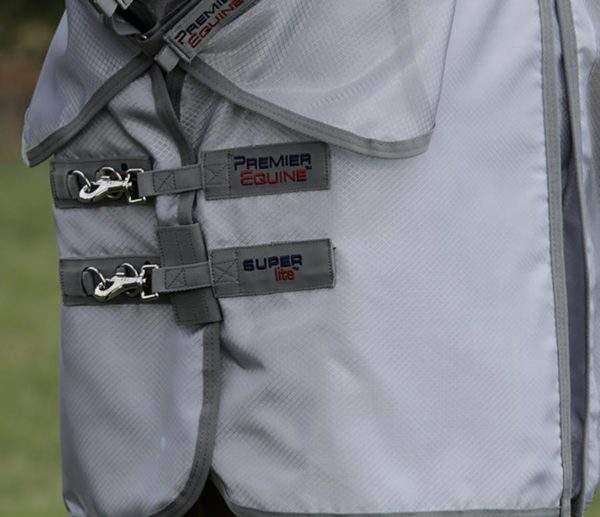 Premier Equine Super Lite Fly Rug with Surcingles