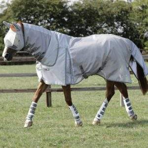 Premier Equine Super Lite Fly Rug with Surcingles