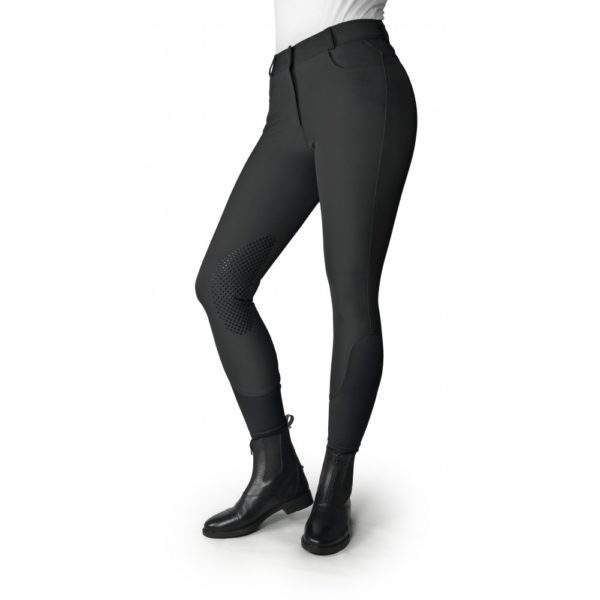 John Whitaker Clayton Ladies Breeches With Silicone Grip Knee Patches