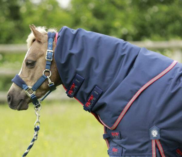 Premier Equine Pony Titan 100 Turnout Rug Neck Cover (100g Fill)