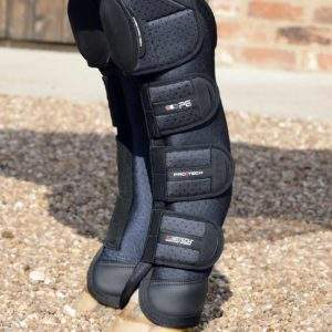 Premier Equine Airtechnology Knee Pro-Tech Horse Travel Boots