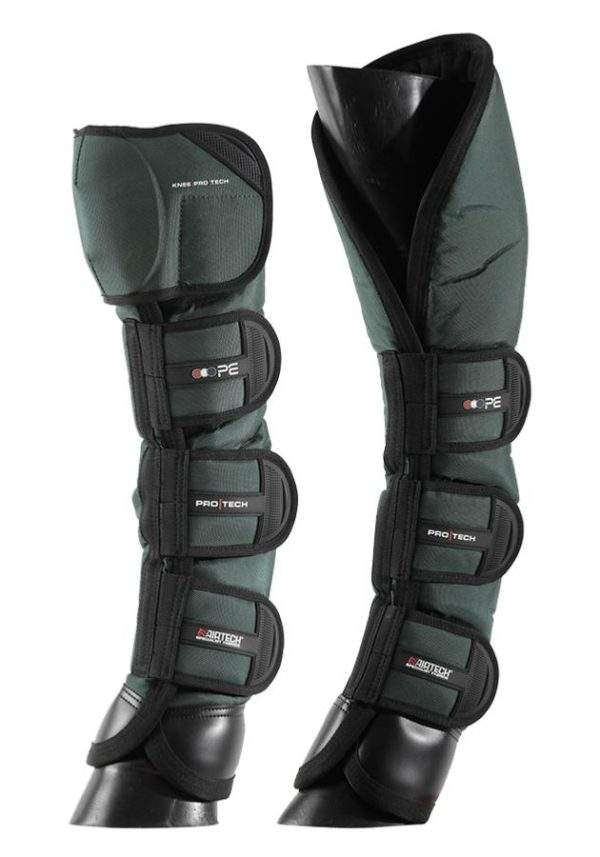 Premier Equine Ballistic Knee Pro-Tech Horse Travel Boots