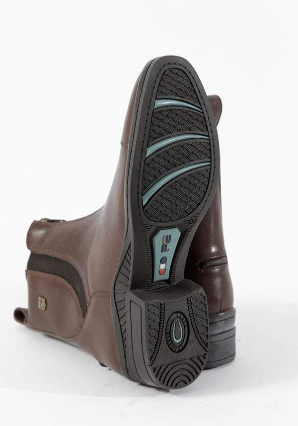 Premier Equine Balmoral Leather Paddock/Riding Boots - Unisex