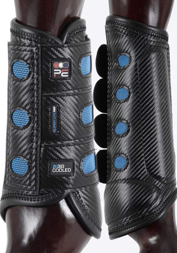 Premier Equine Air Cooled Super Lite Carbon Tech Eventing/Racing Boots