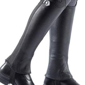 Premier Equine Lexaria Ladies Leather Half Chaps
