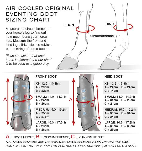 Premier Equine Air Cooled Original Eventing Boots