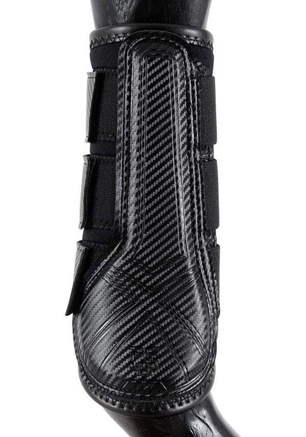 Premier Equine Carbon Air-Tech Single Locking Brushing Boots