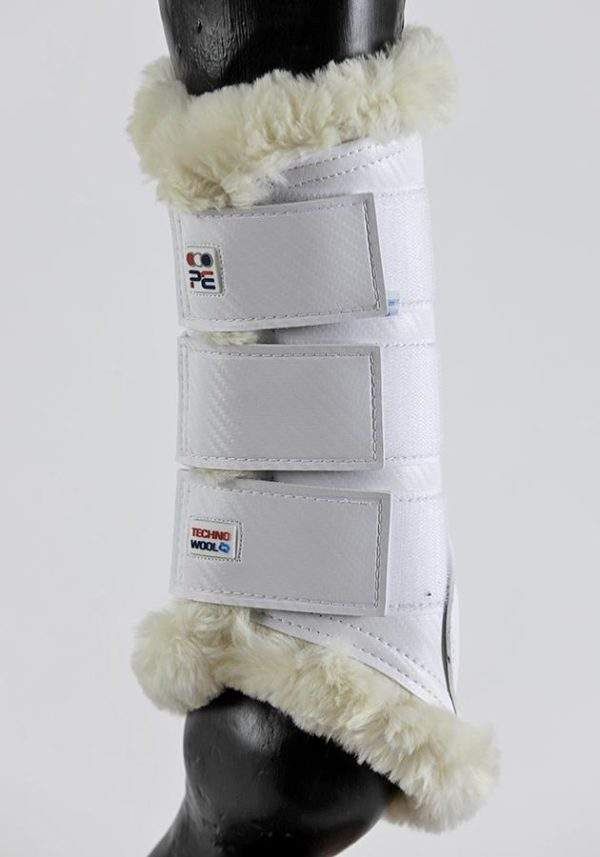 Premier Equine Techno Wool Brushing Boots