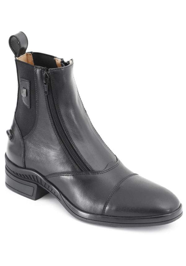 Premier Equine Aspley Ladies Leather Paddock Boots