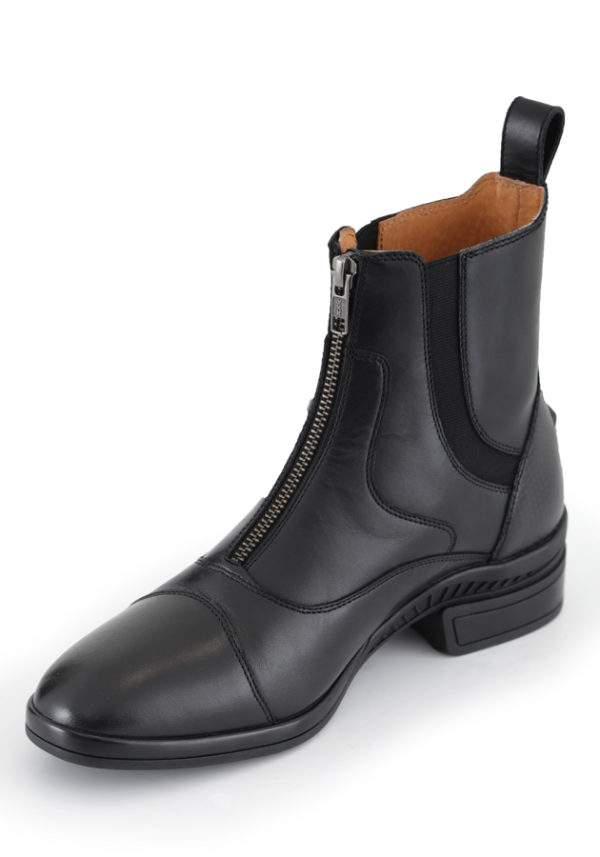 Premier Equine Aston Carbon Tech Ladies Leather Paddock Boots