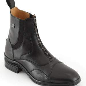 Premier Equine Aston Carbon Tech Ladies Leather Paddock Boots