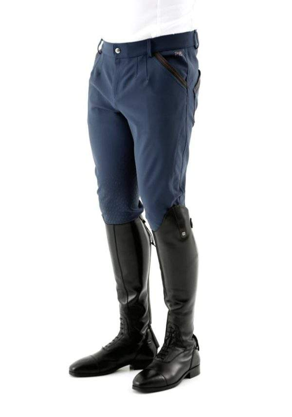 Premier Equine Barusso Men's Gel Knee Breeches