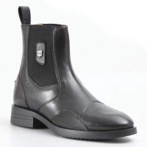 Premier Equine Elnaro Kids Leather Paddock Boots