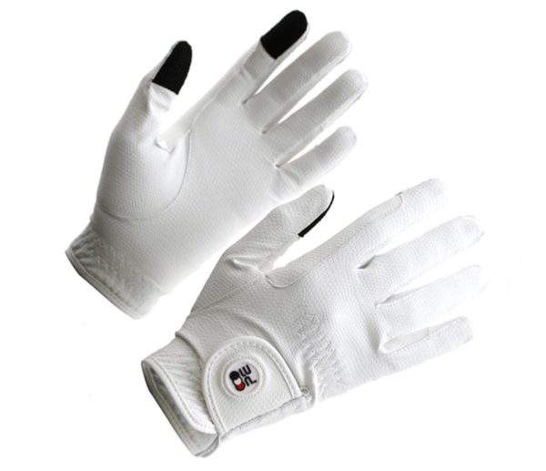 Premier Equine Lucca Kids Riding Gloves
