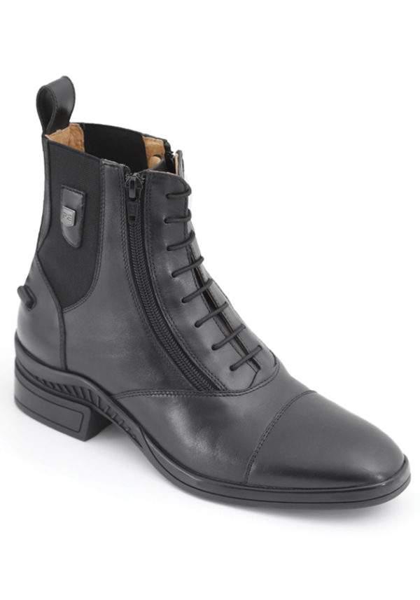 Premier Equine Milton Ladies Leather Paddock Boots