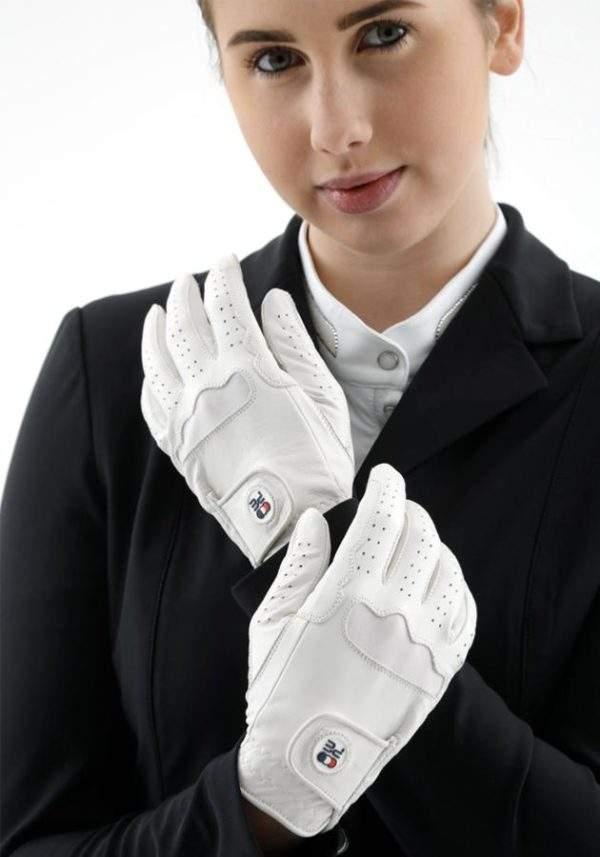 Premier Equine Mizar Ladies Leather Riding Gloves