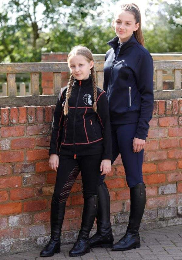Premier Equine Molly Technical Kids Riding Jacket