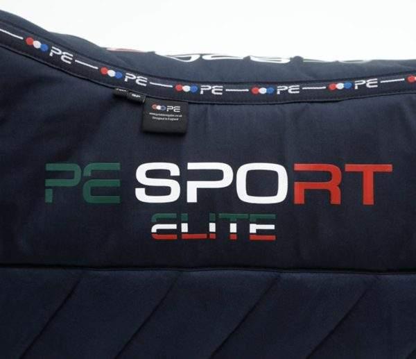 Premier Equine PE Sport Elite Italia Techno Suede GP/ Jump Square