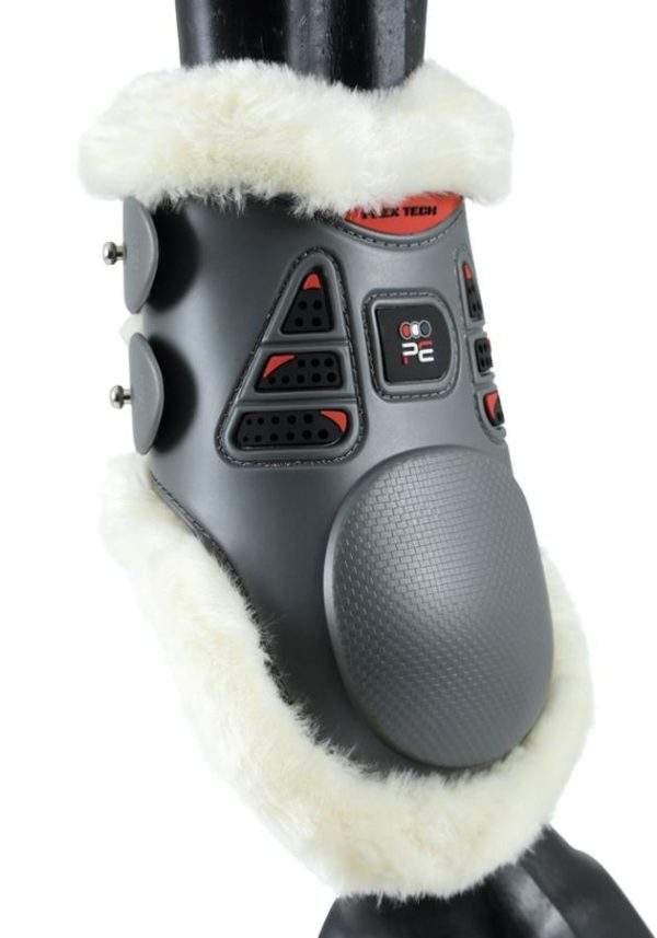 Premier Equine Techno Wool Fetlock Boots