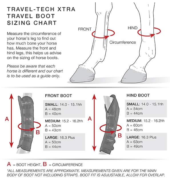 Premier Equine Travel-Tech Travel Boots