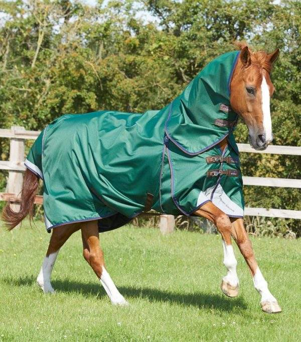 Premier Equine Akoni 0g Turnout Rug with Classic Neck Cover