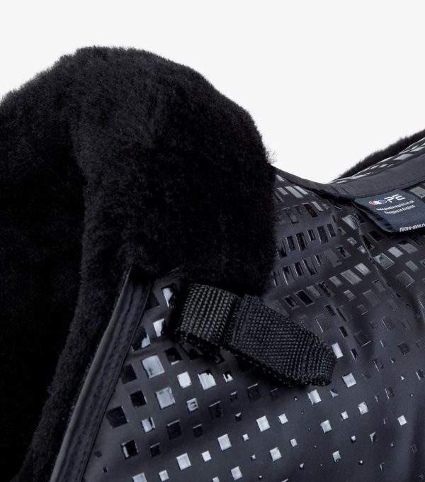 Premier Equine Capella Close Contact Merino Wool GP/Jump Square