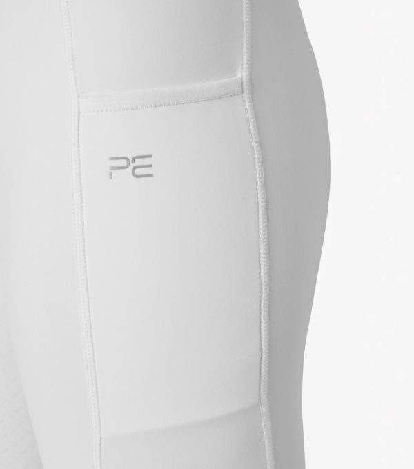 Premier Equine Aresso Ladies Full Seat Gel Riding Tights