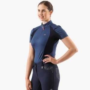 Premier Equine Enduria Ladies Technical Short Sleeved Riding Top