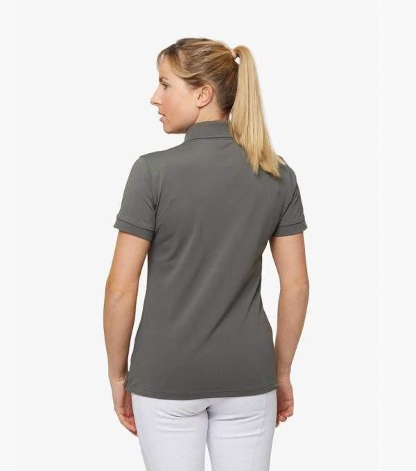 Premier Equine Ladies Technical Riding Polo Shirt